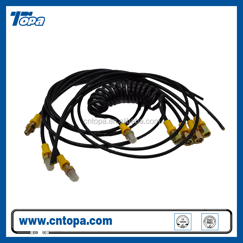 Rubber Hose R1/r2/r3/r5/r15 Steel Wire Braided Hydraulic Hose Pipe ...