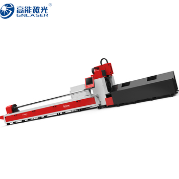 1000w fiber laser metal cutting machine for galvanized steel pipe