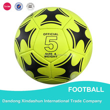 Factory directly sale abrasion resistance bouncy soccer ball