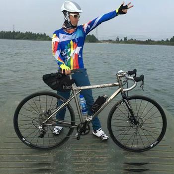 Titanium Road Bike Frame Direct Mount Flat Mount Disc Brakes 700c ...