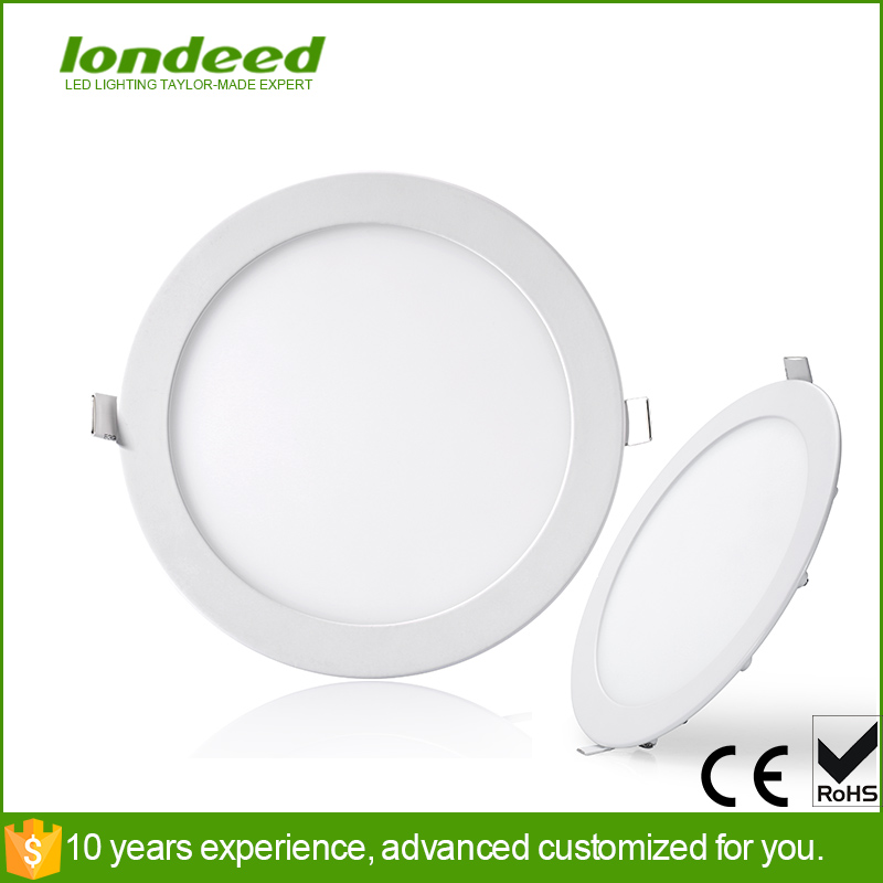 Alibaba wholesale price high quality 6W round led pannel light led ceiling light