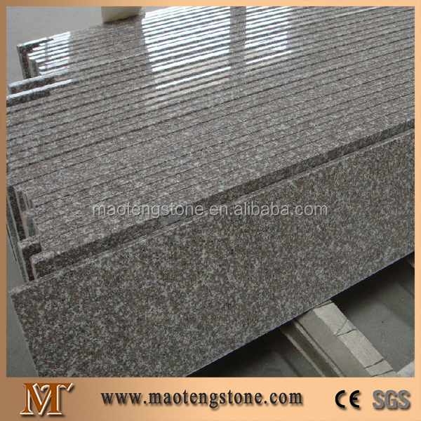 Chinese Cheap Red Granite, G664/Luo Yuan Red/Copper Brown/China Ruby Red/Luna Pearl Granite Tiles