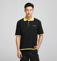 waiter uniform polo shirt