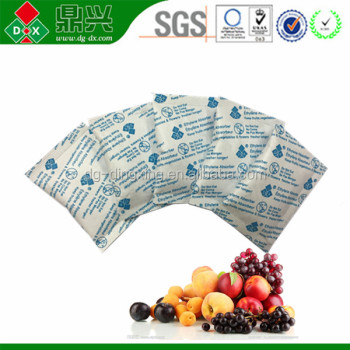 MSDS 5G Ethylene Gas Absorber Sachet for Fruit