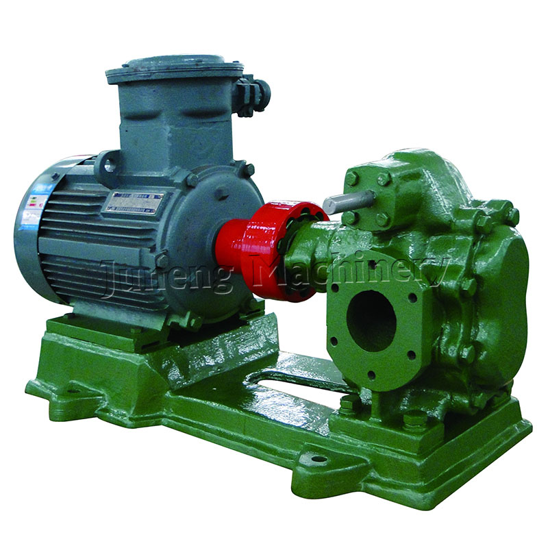 점성 액 5-1500 cp lubrication 유 transfer gear pump