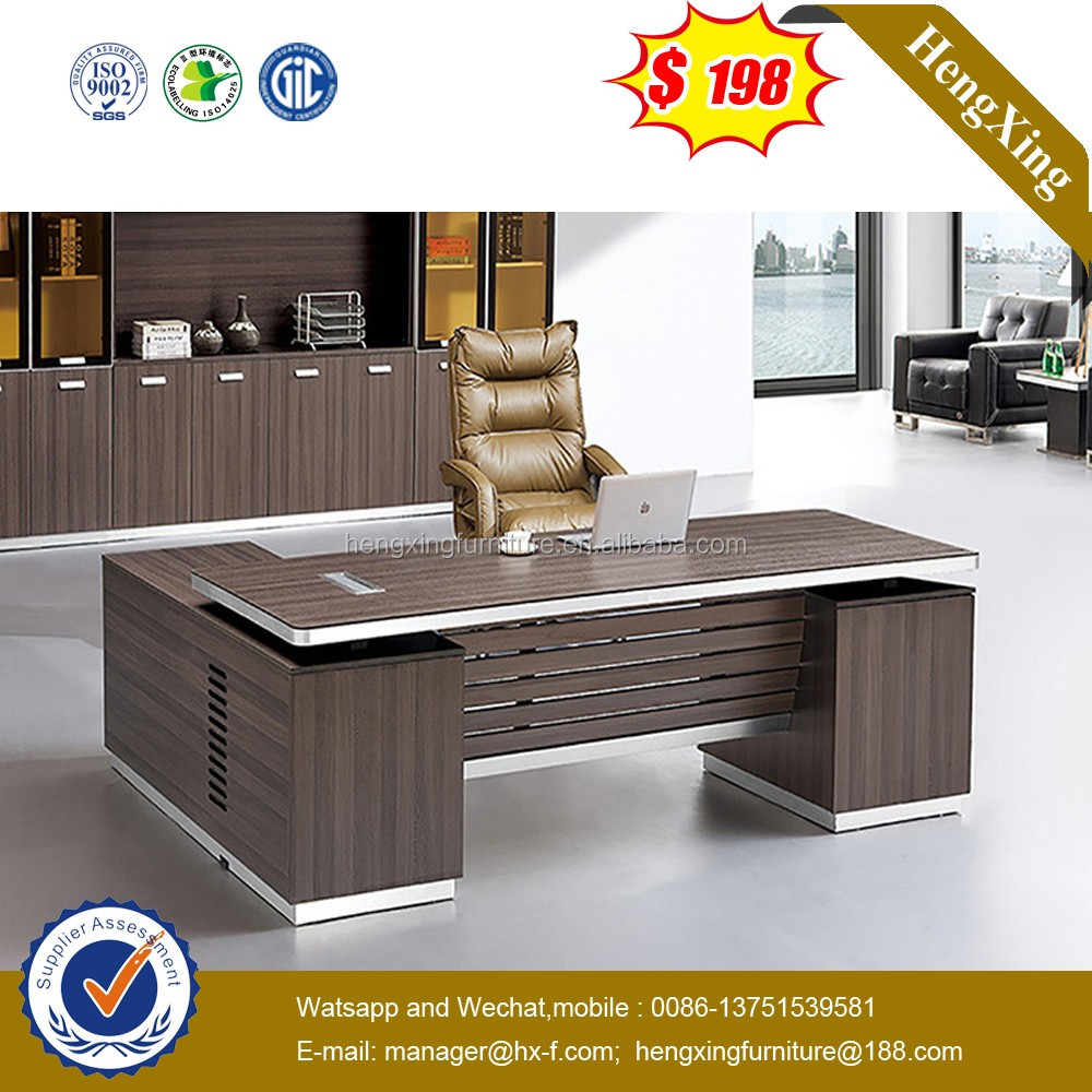 Wholesale Best Selling Modern High End Executive Desk Office Furniture Hx 6m133