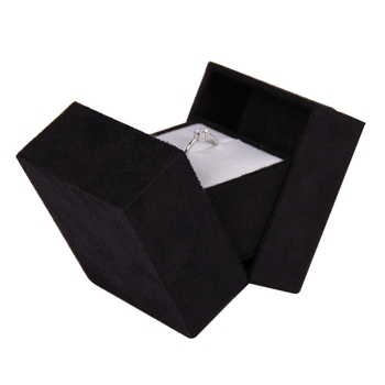14d08a9fa Wholesale Custom Black Velvet Jewelry Boxes For Rings Only - Buy ...