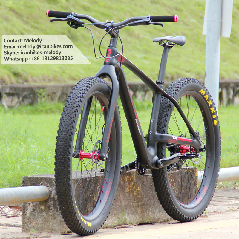 New China Carbon 29er Mountain Bike Mtb Carbon Complete ...
