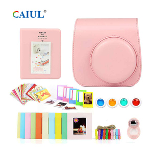 Competitive Price Fujifilm instax Mini 8 / Mini 9 Accessories Bundle Instant Camera Case  Kit