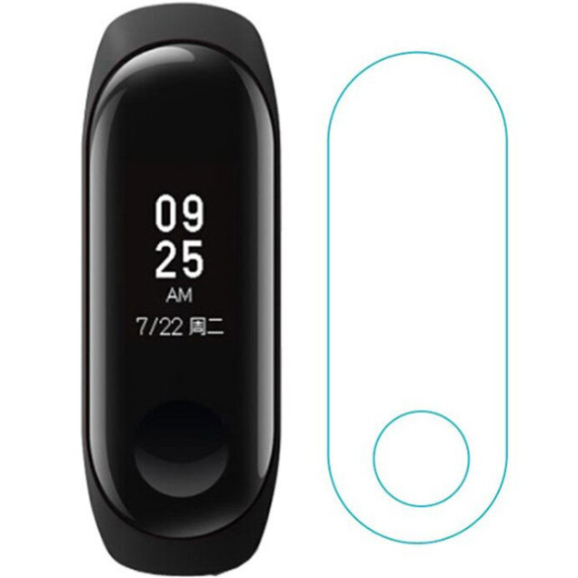 Anti Scratch Weiche TPU Klar HD Film für Xiaomi Mi Band 3 Glas Screen Protector