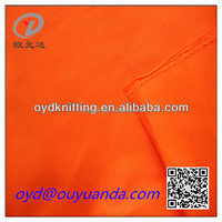 High visibility Reflective Safety Vest Fabric Meet EN471 Class 2