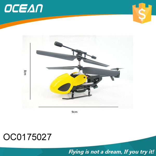 2.5CH 3D RC plane RC helicopter W/Gyro infrared OC0175027