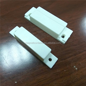 Magnetic Door Switch Normally Open Alarm Magnets Magnetic Reed Switch Sensor For Door and Window & Magnetic Door Switch Normally Open Alarm Magnets Magnetic Reed ...