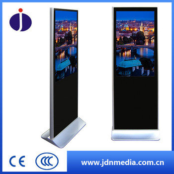 Factory Price Hot Sellfloor Standing Touch Screen Digital Signage