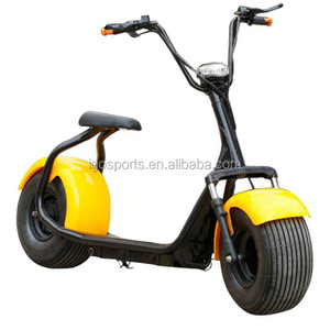 CE and RoHS approval electric scooter 1600 watts