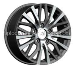 17 inch high quality alloy wheel for toyota rims pcd 5x150 wheel China wholesale