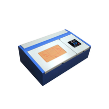 Factory Price Water-cooled Co2 Cheap Rubber Stamp Laser Engraving Machine 40w 2030 For Sale