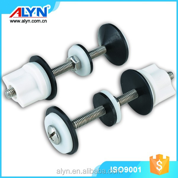 Different size inox tank stainless steel toilet seat hinge bolts