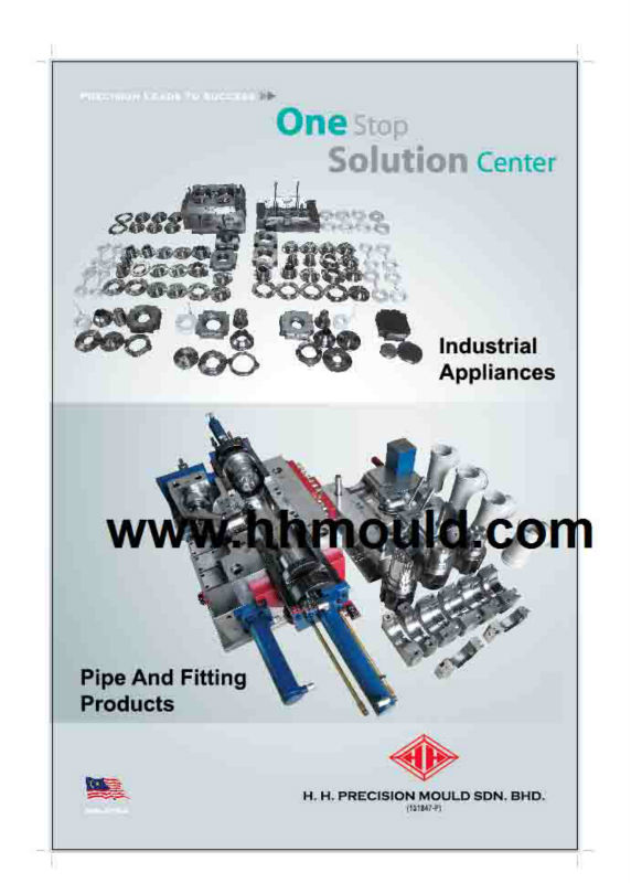 Interchangible insert moulded parts-Malaysia Tool and Die Making -H.H. Precision Mould Sdn Bhd