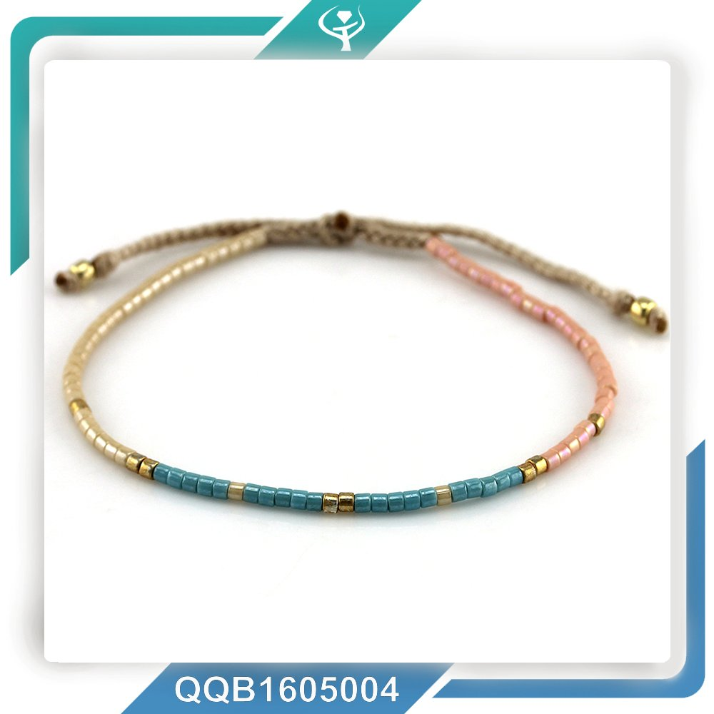 TTT Jewelry Handmade Best Price Miyuki Seed Beads Fashion Bracelet