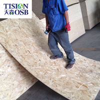 Cheap osb board 9mm price from manufacturers direct sale
