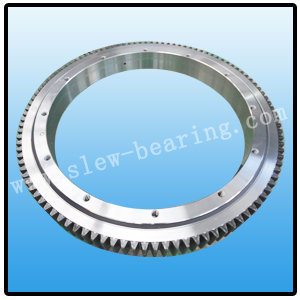 Industrial External Gear Lazy Susan Turntable Bearing