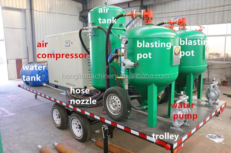 Db 150 Dustless Blasting Equipment For Sale Buy Sand