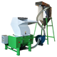 Organic Cut Cutter Waste Plastic Recycling To Crush Machine In Germany