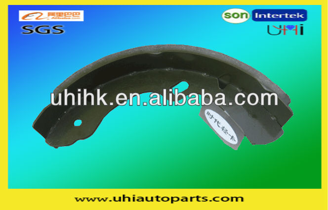 Auto parts Brake Shoes FN4451/F451/K4428 for ISUZUs ELF, MAZDA Titan, NISSANs Civilian/Atlas Condor
