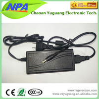 CE ROHS Approved Power Supply AC DC Power Adapter 12V 5A Power Supply