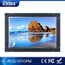 "10.1"" hdmi input lcd monitor led digital signage for advertising with HDMI,VGA,DVI port(RCS-101OPM)"