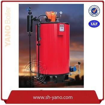 500kg/hr Brenngas( Lpg,Erdgas) Dampfkessel Für Gemüse ...