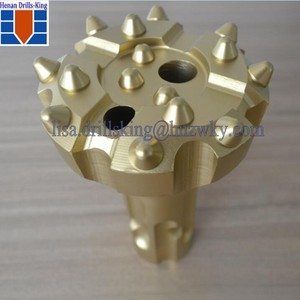 dth hammer bits for crawler drilling rig machine