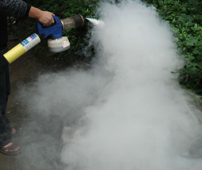 Factory manufacturing mosquito smoke fogger of Insect Killing sprayer