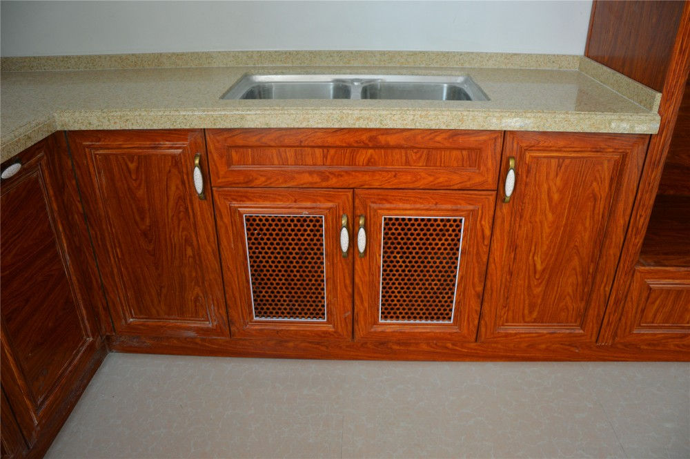 2017 chinese new year hot sell home used kitchen cabinets