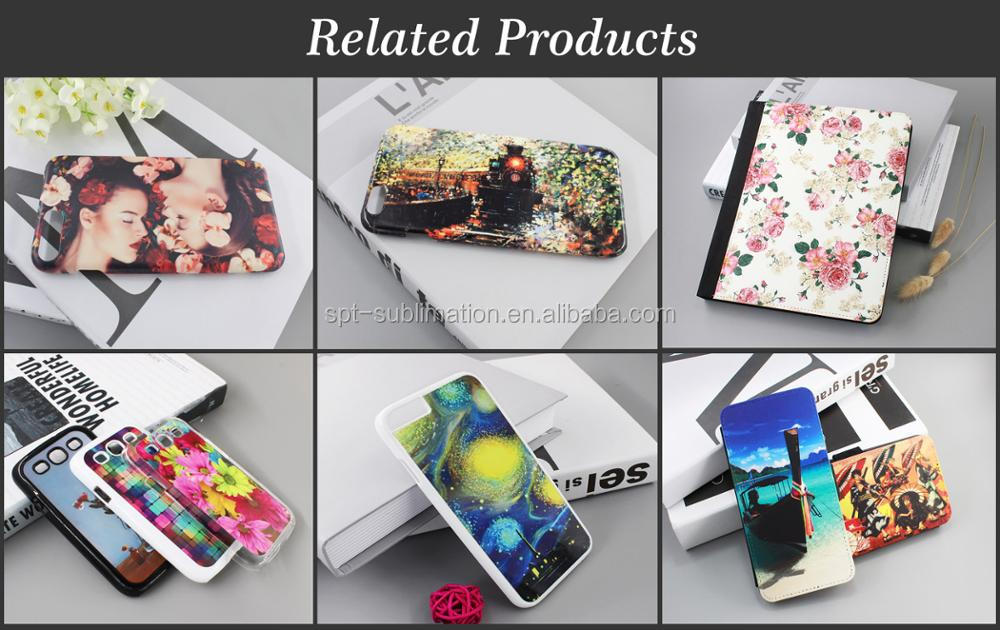 Sublimation heat transfer printing blank ceramic fridge magnet rectangle shape