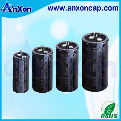 400v 450v 500v Electrolytic Dc Pulse Capacitor