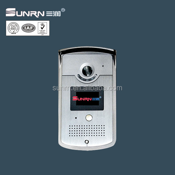 Wholesale promotional security alarm system bank intercom for ATM