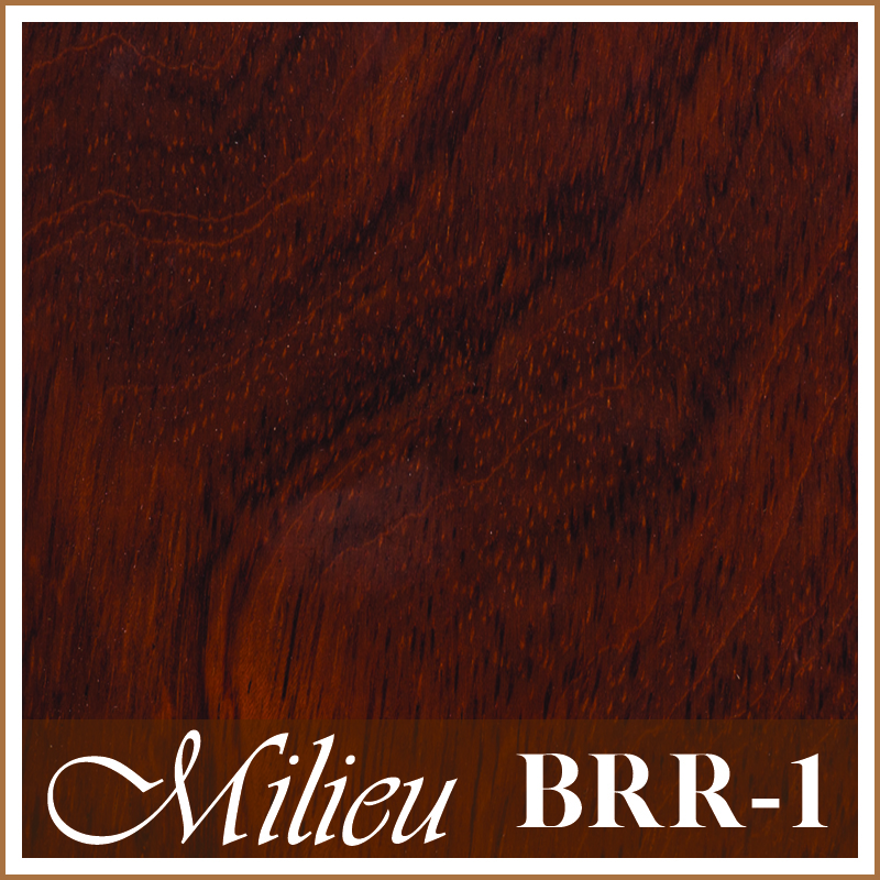 Brazilian Rosewood (BRR-1) - Plank engineered flooring 3.5mm top layer UV Laquer coat wood timber timber flooring
