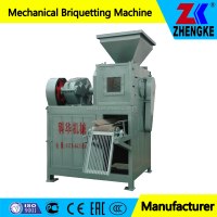 Professional manufacturer zinc scrap briquette machine toner briquetting press machine with best price