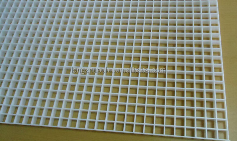 Directional Decorative Exhaust Air Grille Plastic Grilles
