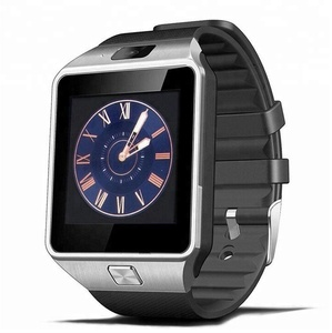 Fitness Tracker Support SIM Reloj Inteligente Dz09 Smartwatch Bluetooth Smart Watch With Camera Pedometer for IOS iPhone Android