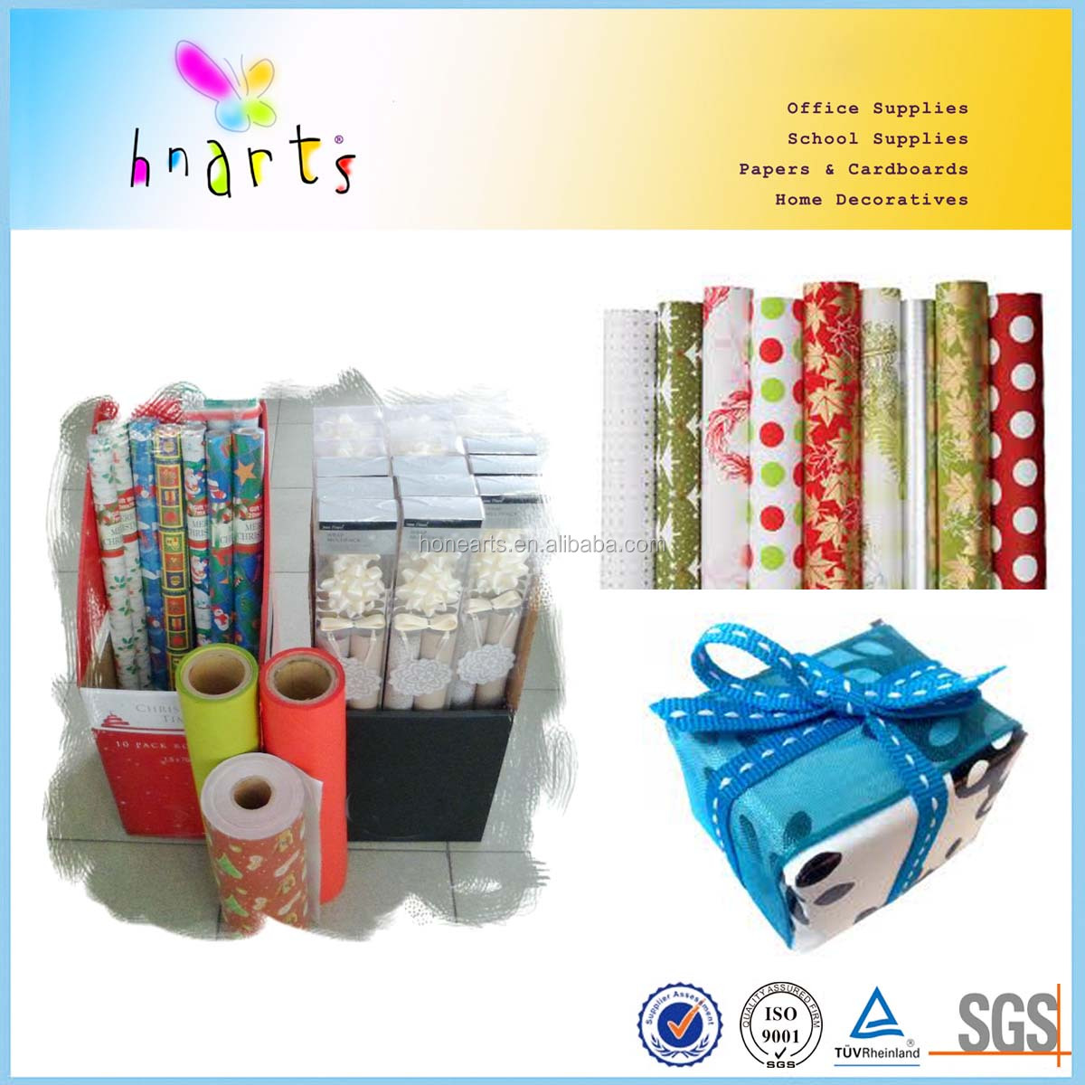 different types of gift wrapping films,different design of gift warpping paper
