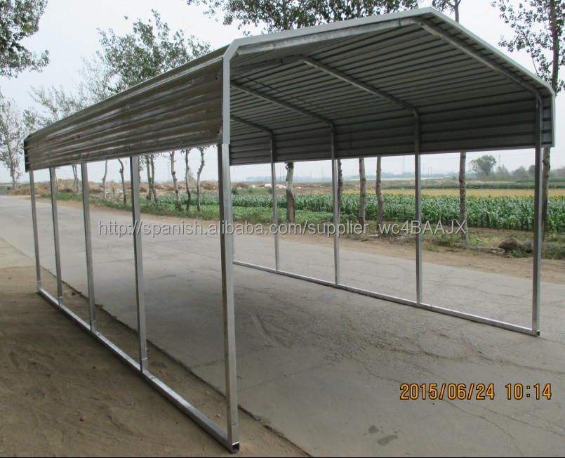 Steel Outdoor Shelters : Foldable car shelter steel buy outdoor