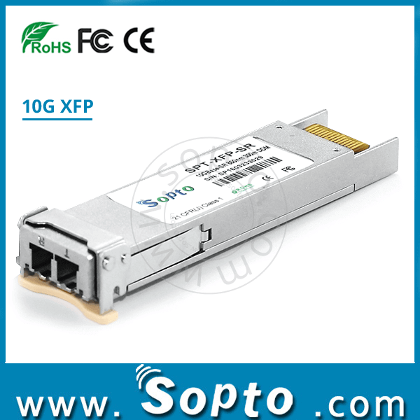 10G XFP+ Modules 300M 10KM to 120KM 10Giagbit OEM XFP Fiber Optical Transceivers