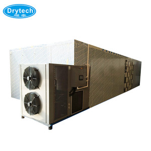 high quality food dehydrator low temperature coconut meat drying machine good efficiency hot air furnace wood dryer machine