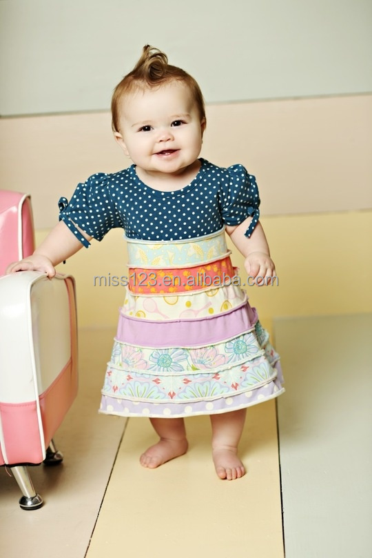 Baby Clothing New Design Spring And Summer Baby Girl Dress Girl ...
