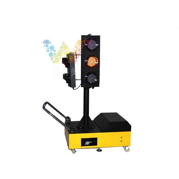 Remote Control Solar 200mm Portable Traffic Light China