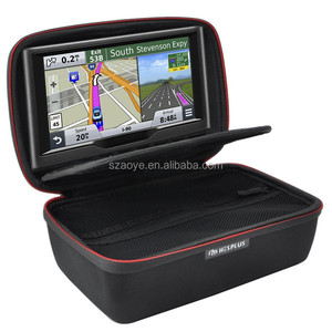 "Travel Case Bag for 6-7"" Inch Garmin nuviCam nuvi 2797LMT 65LM 2757LM 2689LMT Tomtom Go Via Mio GPS Navigator and Accessories"