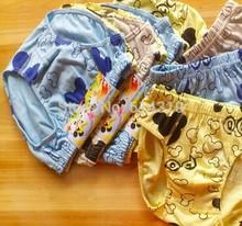 Free Shipping 6Pcs Lot Baby Boys 100 Cotton Underwear Children Kids Under Briefs atnm0002